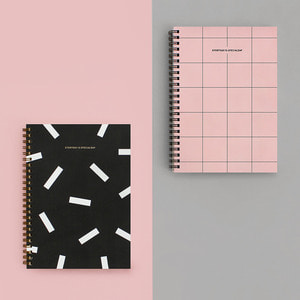 POCKET SPRING NOTEBOOK